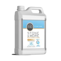 mb5 granite and marble cleaning spray gallon bottle
