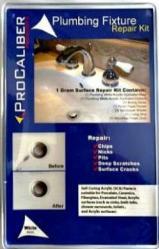 Chip Repair Kit: Sink, Tub, Toilet Repairs