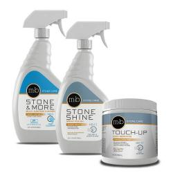 marble polishing-marble etching repair kit - clean and polish marble