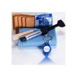 Marble and granite chips and pits repair kit - paste for vertical surfaces