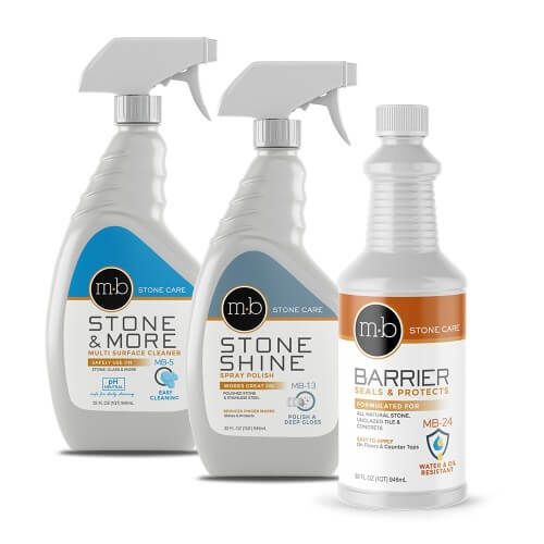 Marble Amp Granite Countertop Sealing And Cleaning Kit