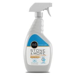 marble, granite, and quartz countertop cleaner - pH neutral - spray bottle